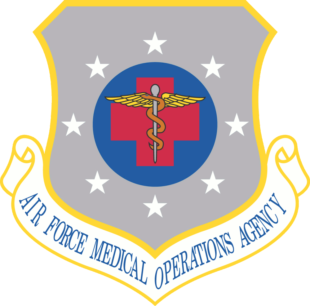 Air Force Medical Operations Agency Seal